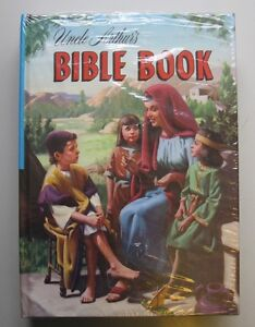 BIBLE BOOK, Uncle Arthur's, covers the whole Bible.  Brand New!