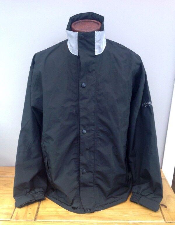 Callaway X Series Waterproof Golf Jacket Size Medium 15 In