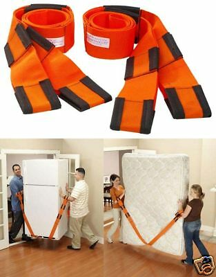 Forearm Forklift Pair Of Moving Straps