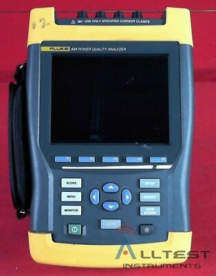 Fluke 434 Power Quality Analyzer