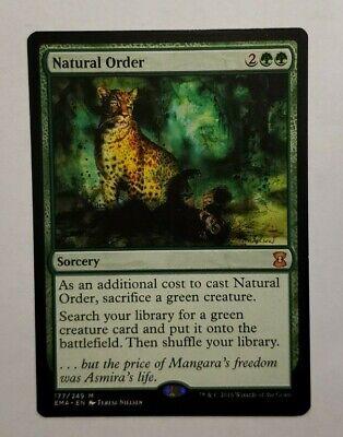 1x Natural Order 177/249 Near Mint MTG Eternal Masters EMA x1