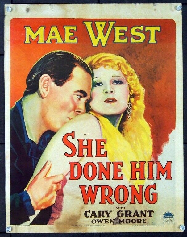 SHE DONE HIM WRONG (1933) 24873