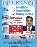 GREAT RATES!  EXPERT ADVICE!  FRIENDLY SERVICE!