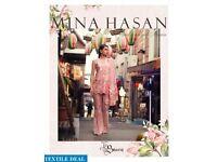 SHARIQ MINA HASAN FESTIVE WHOLESALE PAKISTANI SALWAR SUITS