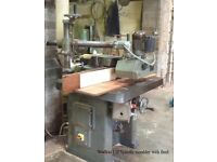 Table Saw-Thicknesser-Planer-Sander-Spindle Moulder-Band Saw-Tenoner-Cross Cut Saw- Cutting Machine