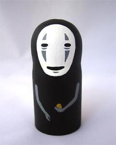 Spirited-Away-No-face-faceless-doll-mini-figure-model-1-Russian-style