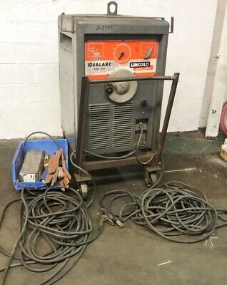 Lincoln R3m-300 Dc Arc Welder