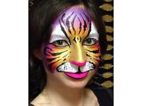 ***~~~Professional and Experienced Face Painter - Face Painting/painter and Glitter Tattoos~~~***