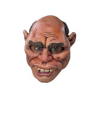 Caveman Mutant Thug Adult Vinyl Half Cap Mask](Caveman Mask)
