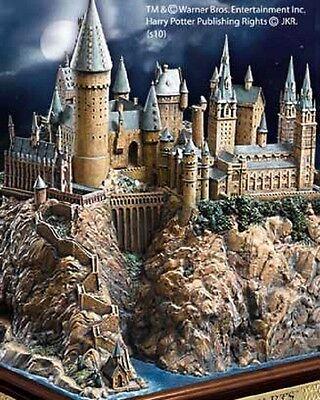 Harry Potter Hogwarts Castle Replica!!!  Reduced price.....