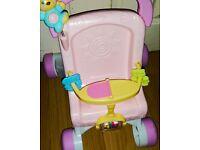 baby's walker pram