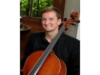 Cello lessons in Edinburgh - Get started now!
