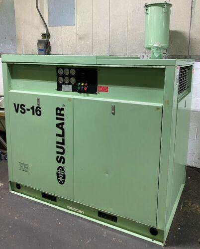 SULLAIR #VS-16 40HP ROTARY VACUUM PUMP