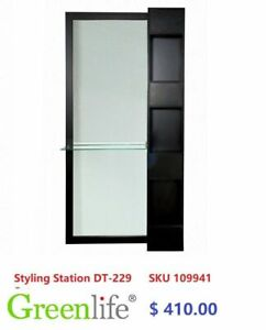 Hair Salon Stations & Cabinets Set from$410