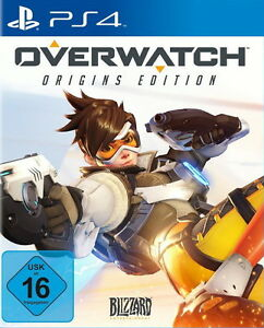 Overwatch - Origins Edition (Sony PlayStation 4 2016) NEU OVP