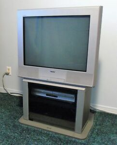 "27"" Sony TV & Stand"