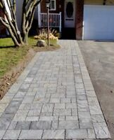 Landscaping and interlocking service