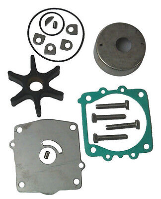 18-3372 6E5-W0078-01-00 Sierra Water Pump Kit w/o Hsg Yamaha 115 130