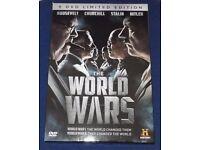 WW1 & WW2 DVD COLLECTIONS
