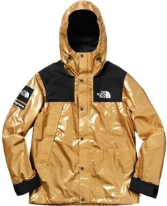 Supreme The North Face Gold Jacket New accept trades