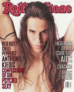 Rolling Stone Magazine 679  Anthony Kiedis  April 7 1994