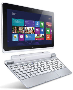 Acer Iconia W510-1422 10.1-Inch 64 GB Tablet with Keyboard Dock