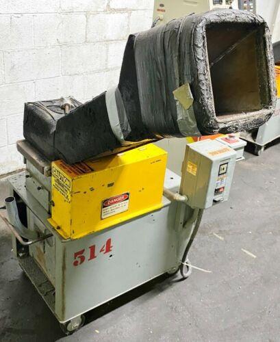 BELOIT 3HP PLASTICS GRANULATOR