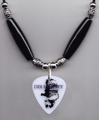Dir en grey Kaoru Signature White Guitar Pick Necklace - 2014 Tour