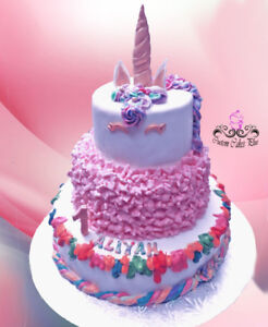 Custom Cakes, Cupcakes, Cookies, Cake pops and more