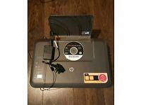 Hp Deskjet Printer Scanner