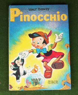 Pinocchio - Delphin Verlag - 1979