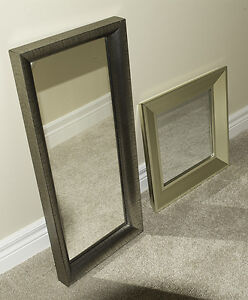Wall Accent Mirrors
