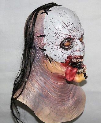 Die Hügel Run Rot Baby Gesicht Zombie-Maske Halloween Kostüm Babyface - Baby Gesicht Maske Kostüm