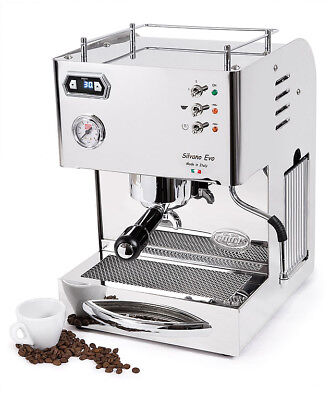 Quick Mill Silvano Evo 4005 Espresso Machine Pid Temp Control Coffee Maker 110v