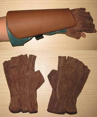 Legend of Zelda cosplay Twilight Princess Bracer set for Link Costume gloves