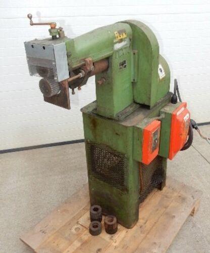 Pexto 3617A Rotary Beading & Crimping Machine