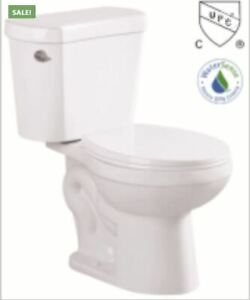 High Efficiency Two Piece Toilet - T-M2511 (60% OFF)