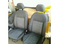 seats for ford fiesta 5 door 2004