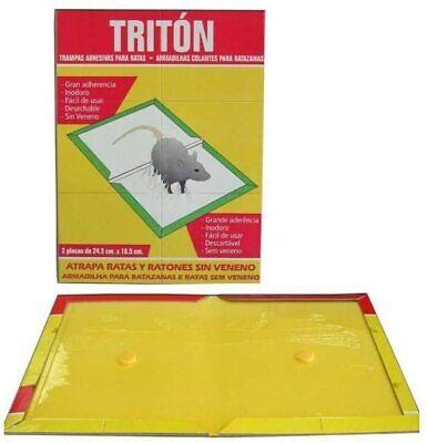 Triton - Trampa adhesiva para ratas y ratones