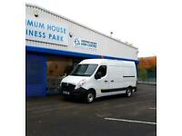Vauxhall Movano 2.3CDTI Workshop 240v Fitted United Utilities Video Available!