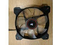 Corsair Red LED fan