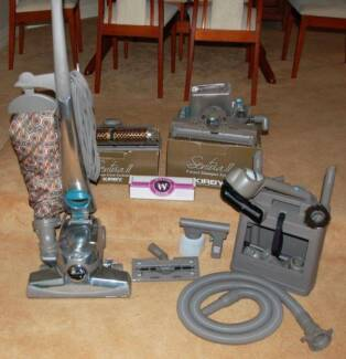 BARELY USED KIRBY Sentria 2 VACUUM CLEANER SYSTEM. Serviced.