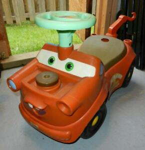Rideable Disney Mater Baby Toy