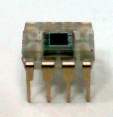 Ti Opt101p Dip-8 Monolithic Photodiode And Single-supply
