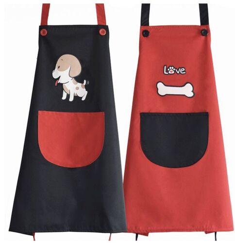 Couple Dog Groomers Grooming Apron Kitchen Gardening Great Christmas Gift