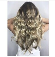 hair colour Promo $99 balayage!