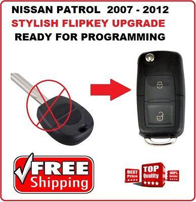 NISSAN PATROL REMOTE CAR KEY KEYLESS ENTRY  2007 2008 2009 2010 2011 2012 ID46