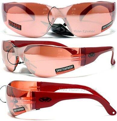Global Vision Rider Cf Color Frame And Lenses Safety Glasses Sunglasses Z87.1