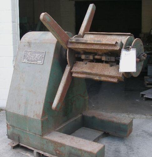 Bock Model 2410 Non Motorized Uncoiler