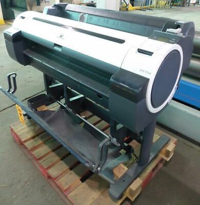 Canon Model Ipf750 Large Format Inkjet Printer 50649